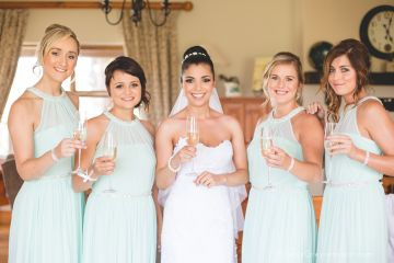 Bridesmaids. Bridal. South African Bridesmaids Dresses. Port Elizabeth Bridesmaids. Mint wedding theme. Mint bridesmaids.
